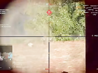 Don't tell me you can't PTFO as  recon/sniper class