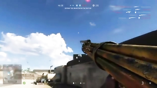 Yes..it's a double plane kill with new antiplane gun.