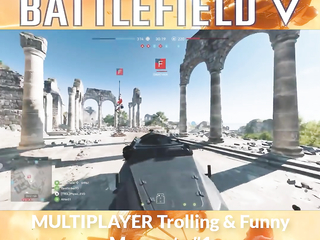 Battlefield 5 MULTIPLAYER Trolling & Funny Moments
