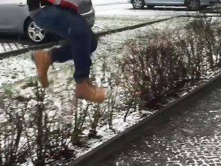 A selection of winter fails