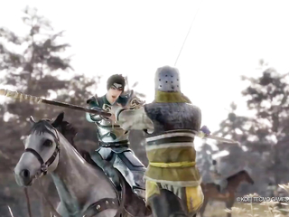 Dynasty Warriors 9 video game Official Launch Trailer