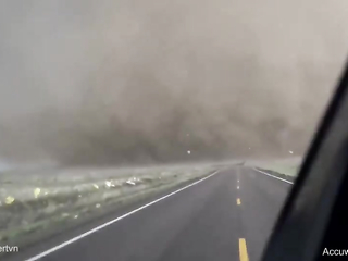 This is what a tornado actually sounds like.