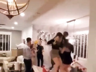 This party is very costly lol. girls fail video