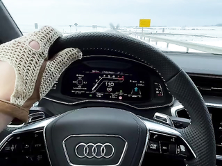 Audi RS7 Party Time