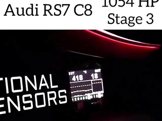 Audi Rs7 C8 Stage 3 1054HP.