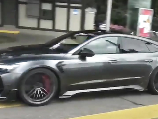 Audi RS7-R ABT 740HP 1 of 135
