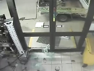 The Thief had a bad day.