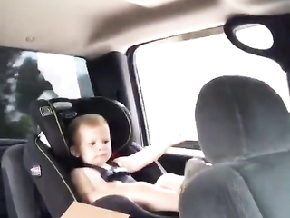 Never ever leave window open while kids are there