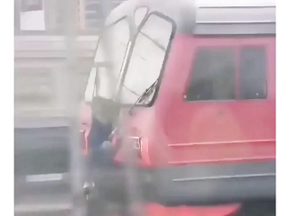 Nothing special, just extreme entertainment for children in Moscow.