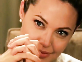 Wow my beauty and smart favorite hollywood actress Angelina Jolie.